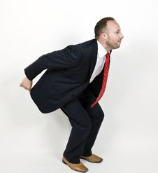 Free Male In Jumping Mode Royalty Free Stock Photography - 6074307