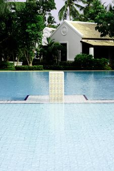 Swimming Pool. Stock Images