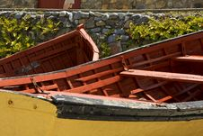 Free Abandoned Fishing Boats Royalty Free Stock Photography - 6074367