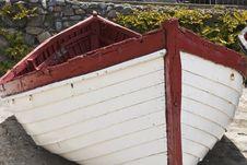 Free Abandoned Fishing Boat Stock Images - 6074384