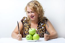 Free Dieting. Royalty Free Stock Photography - 6074477