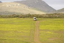 Free Safari Vehicle Royalty Free Stock Photos - 6074598