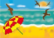 Free Desert Beach Royalty Free Stock Image - 6074846