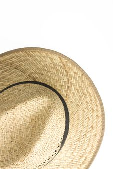 Free Straw Hat Stock Image - 6074991