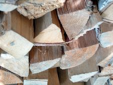Free Fire Wood Stock Photography - 6075492