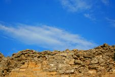Free Old Wall 2 Royalty Free Stock Photo - 6075665