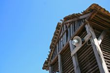 Old Granary Royalty Free Stock Images