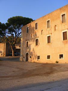 Free Cretan Monastery Stock Images - 6076224