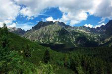 Free Slovak Mountains Stock Image - 6076531