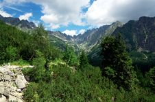 Free Slovak Mountains Stock Photography - 6076582