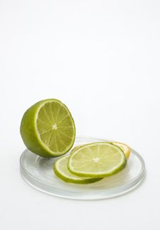 Free Lime And Lemon Royalty Free Stock Photography - 6076877