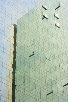 Free Skyscraper Reflections Royalty Free Stock Images - 6077229