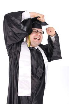 Free Happy Student Stock Image - 6077811