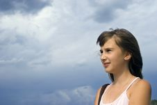 Free Young Girl Stock Photography - 6079012