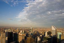 Free View Of Manhattan Stock Photos - 6080693