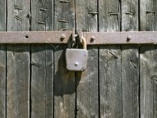 Free Padlock. Royalty Free Stock Images - 6081799
