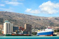 Free Souda Bay. Crete. Greece. Royalty Free Stock Photography - 6082237