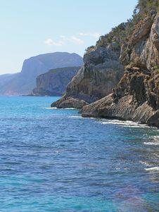 Free Sardinia Coastline - Italy Royalty Free Stock Photography - 6082677