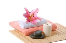 Free Spa Still Life Stock Images - 6083454