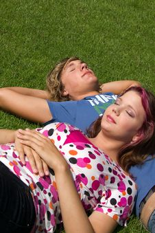 Free Summer Study Royalty Free Stock Image - 6083926