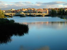 Free River Tormes Stock Images - 6084054