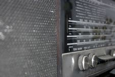 Free Old Radio Royalty Free Stock Photos - 6084158