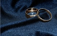 Free Wedding Rings Stock Photography - 6084402