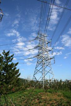 Free Power Pylon Stock Image - 6084561