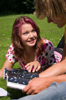 Free Summer Study Stock Photos - 6084663