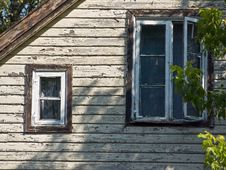 Free Old House Royalty Free Stock Image - 6084696