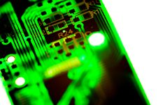 Free Circuit Board Royalty Free Stock Images - 6084959