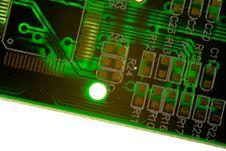 Free Circuit Board Stock Photo - 6085100