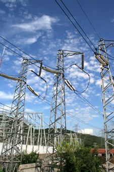 Free Electricity Power Stock Photo - 6085120