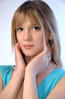 Free The  Girl Close Up Stock Photos - 6085603