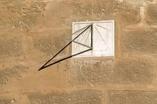 Free Sundial Stock Photography - 6085792
