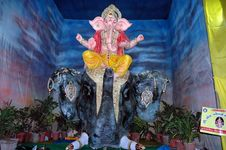 Free Lord Ganesha Stock Image - 6086471