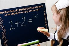 Free Classroom Royalty Free Stock Photo - 6087005