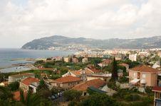 Free Liguria Sea Stock Images - 6087184
