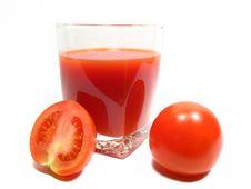 Free Tomato Juice Stock Photography - 6087272