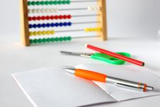 Free Abacus And Back To School Stock Images - 6087624