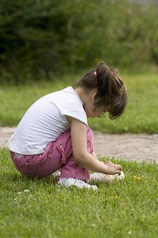 Free Little Girl Stock Photos - 6088133
