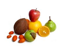Free Assorted Fruits Stock Photo - 6088630