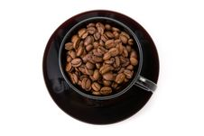 Free Cap Of Coffee Royalty Free Stock Photography - 6089037