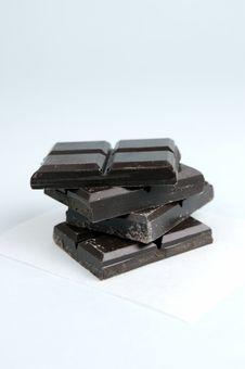 Free Dark Chocolate Stock Images - 6089924