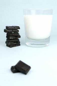 Free Dark Chocolate Stock Photo - 6089960