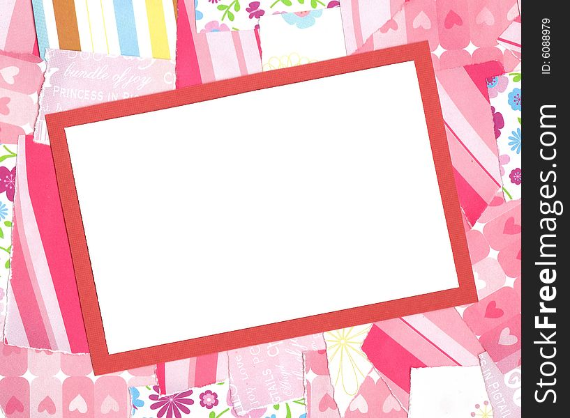 Pink Collage Frame - Free Stock Images & Photos - 6088979 ...