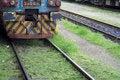 Free Train Details Royalty Free Stock Photo - 6092475