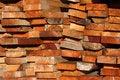 Free Heap Plank Stock Image - 6092621