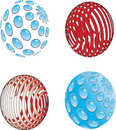 Free Red And Blue Sphere Stock Photos - 6095413