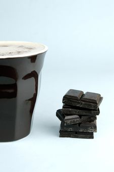Free Dark Chocolate Stock Photography - 6090002